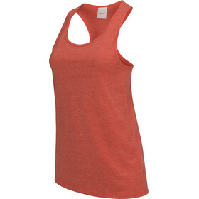 Peak Performance W's Track Tank Orange Flow